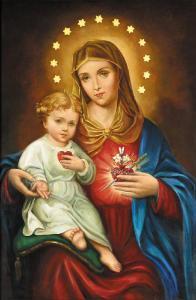 ihm-and-child-jesus